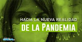 Hacia la nueva realidad de la pandemia
